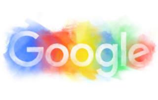 طراح لوگو گوگل