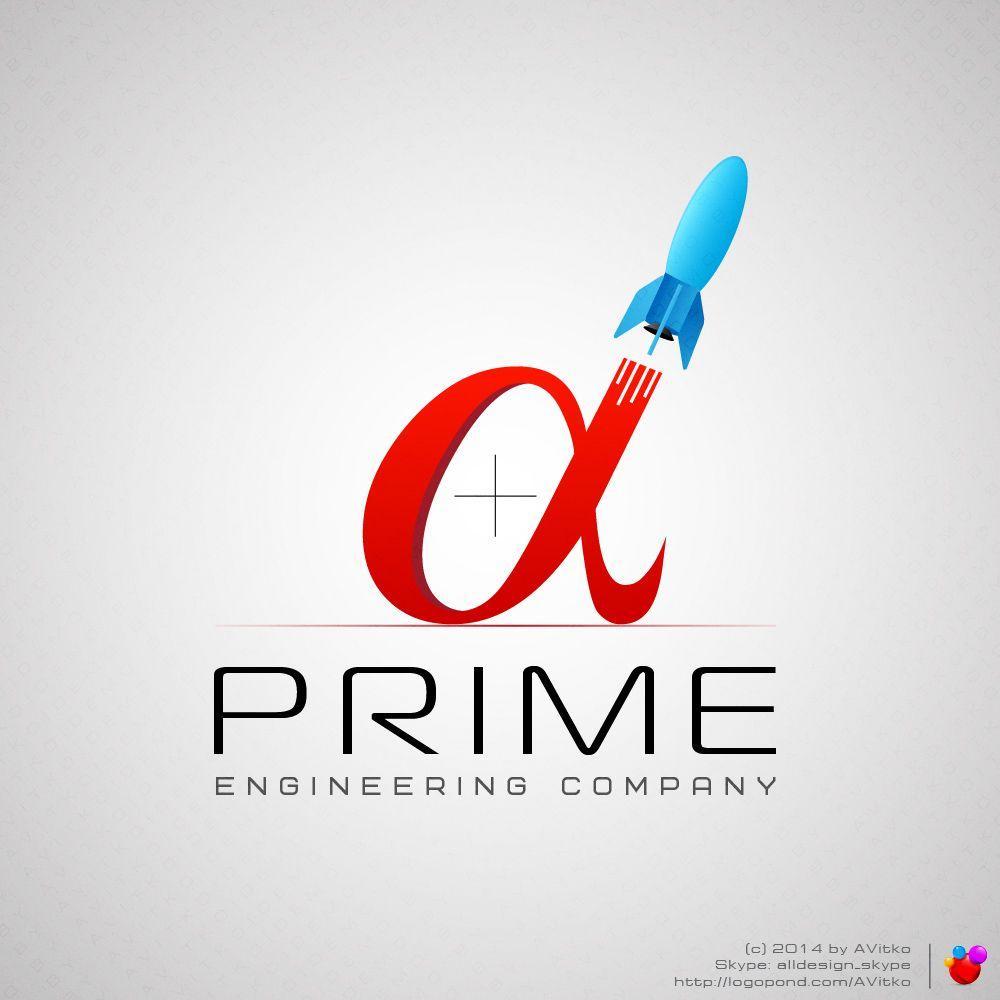 طراحی لوگو شرکت پریم