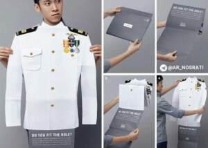 طراحی بروشور ارتش سنگاپور 1