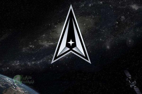 لوگو و شعار رسمی نیروی فضایی آمریکا رونمایی شد 1