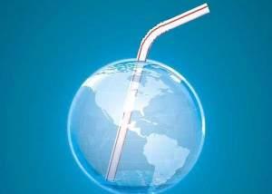 طراحی پوستر کمبود آب